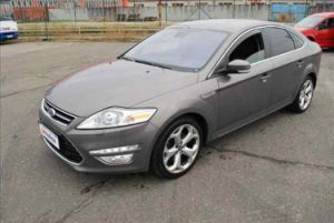 Ford Mondeo 2,0 ECOBOOST AT