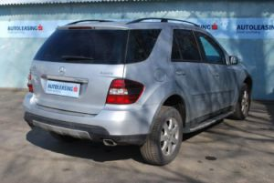 Mercedes-Benz ML 350CDI 4Matic