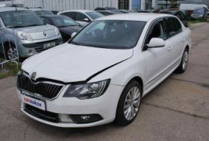 Škoda Superb II. 2,0 TDI AMBITION 103KW
