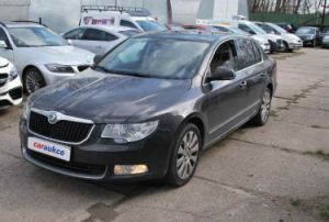 Škoda Superb II. 2,0 TDI