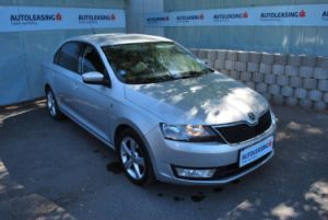 Škoda Rapid 1,6TDI Ambition Fresh