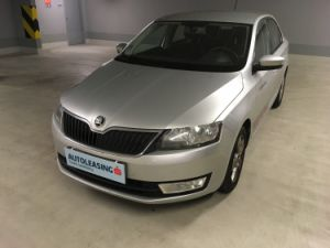 Škoda Rapid 1,6TDI Ambition
