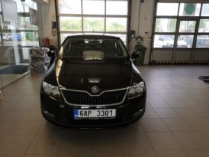 Skoda Rapid (NH) 1.0 TSI EU6, Ambition Green tec