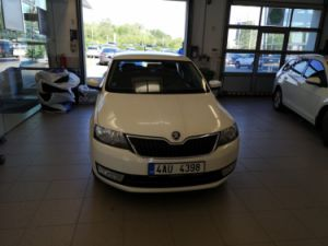 Skoda Rapid Spaceback (NH)  1.6 TDI EU6, Spaceback Ambition