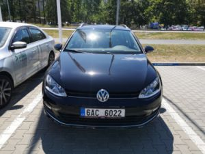 Volkswagen Golf VII Variant  2.0 TDI BlueMotion Tech. EU6, Highline (EURO 6)