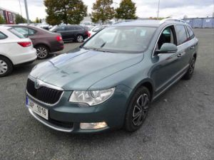 Škoda Superb 2,0 TDI CR DPF 4X4 EXCLUSIVE