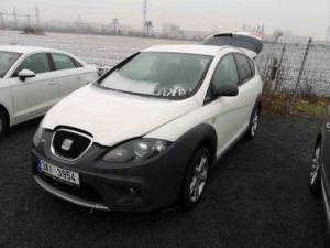 Seat Altea XL 2,0 TDI 4WD