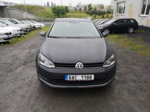 Volkswagen Golf VII Lim. (5G1) 1.4 TSI BlueMotionTech EU6, Highline