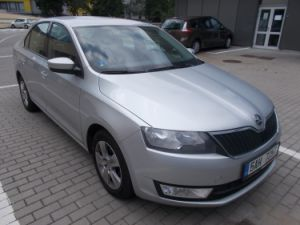 Škoda Rapid 1,4TDI Ambition