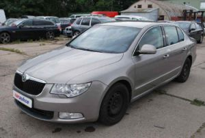 Škoda Superb II. 1,9 TDI GREENLINE