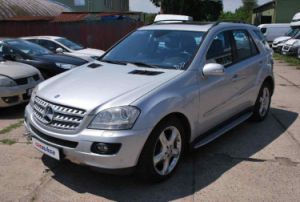 Mercedes-Benz ML 320 CDI 4-MATIC