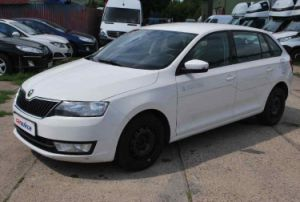Škoda Rapid SPACEBACK 1,4 TDI