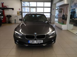 BMW řada 3 Lim. (F30)  320i EU6, EfficientDynamics Edition, (Euro 6)