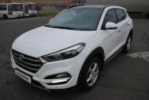 Hyundai Tucson 2,0 CRDI 4WD AT