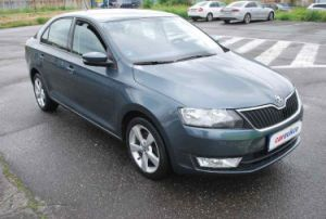 Škoda Rapid 1,6 TDI AMBITION