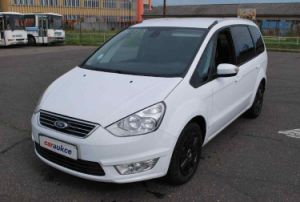 Ford Galaxy 2,0I 16V FLEXIDUEL