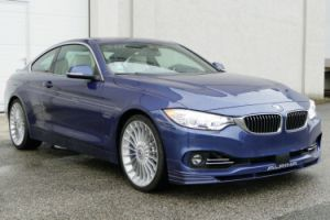 BMW ALPINA B4 BITURBO COUPE AL ALPINA F30