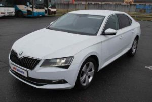 Škoda Superb II. 2,0 TDI DSG AMBITION