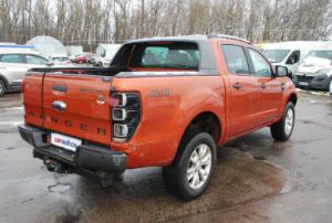Ford Ranger 3,2 TDCI WILDTRACK AT