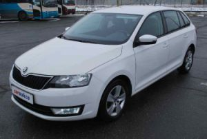 Škoda Rapid SPACEBACK 1,2 TSI