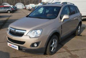 Opel Antara 2,2 CDTI AWD AT