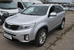 Kia Sorento 2,2 CRDI AWD AT